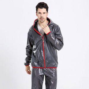 Bike Bicycle Poncho Backpacksuit Cycling Portable Fashion Mens Sports Suit Boy Women Rain Coats Waterproof with Hood Poncho 5R Raincoats