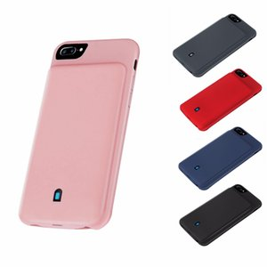 Battery Charger Cases for iPhone 6 6s 7 8 Plus 4500mAh 7000mAh Power Bank Case Ultra Slim External Pack Backup charger case