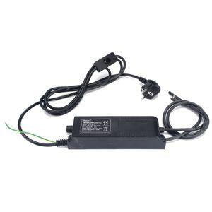 Freeshipping Adjustable Neon Transformer Power Supply 8KV 220V 30mA With Dimmer Neon Ballast EU Plug