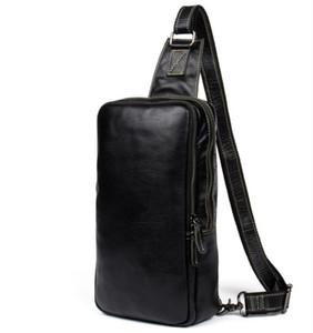 Hochwertiger handgemachte Mode für Männer Schultertasche Cross Body Messenger Bags 4 Farben im Freien Frauen Gürteltasche Pack Brusttasche 51994