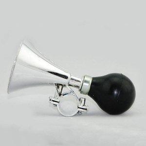 Bisiklet Basınç Çocuk Bisiklet Handlebar İçin Trompet Bell Süper Loud Silikon Plastik Hava Horn