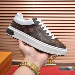 Alta calidad de lujo nuevo listado de alta calidad zapatos de deportes al aire libre diseñador de moda zapatos de hombre El diseñador de zapatos de hombre Envío gratis