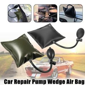 조정 가능한 공기 펌프 자동 수리 도구 두꺼운 자동차 도어 수리 공기 쿠션 비상 열기 잠금 해제 도구 키트