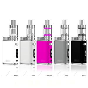 2ML réservoir Eleaf iStick Pico Kit 75W boîte Mod Vape cigarrillo électronique ou carita Top remplissage atomiseur P-BOX 50w e-cig
