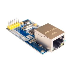 Envío gratuito 5PCS / LOT W5500 Módulo de red Ethernet hardware TCP / IP 51 / STM32 programa del microcontrolador sobre W5100