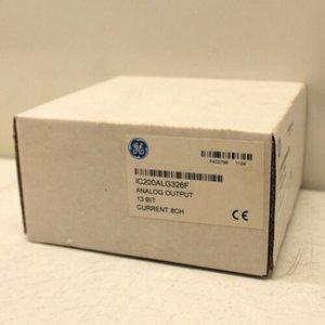 Módulo de saída de Nova Fanuc IC200ALG326F Servo Amplificador Analog