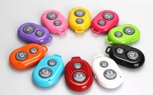 아이폰 안드로이드 IOS 스마트 폰 100PCS / 많은 OPP 패키지 블루투스 원격 셔터 카메라 제어 셀프 타이머,