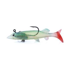 HENGJIA 5 шт. / лот 12 см 26 г мягкие приманки Swimbait силиконовые яркие рыболовные приманки иска искусственные приманки Pesca снасти аксессуары