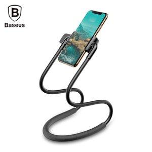 Baseus New Neck-mounted Lazy Bracket Hands-free Phone Holder
