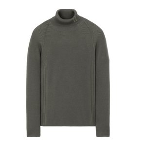19FW 542C2 TURTLENECK TOPST0NEY PULL LAINE haut col ras du cou Pull Tricot Pull Hommes Femmes Mode Solide Couleur Sweat HFYMWY3