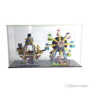 장난감을 조립 LOZ 작은 입자 빌딩 블록 놀이 공원 시리즈 퍼즐 부티크 자기 조립 운동 실무 능력