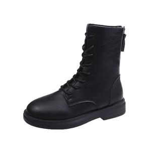 Women's Boots Winter Warm Fashion Classic Black Ankle Boots Shoes Women Designers Platform Sneakers Women