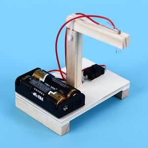 Self-made BANKNOTE detector technology small invention toy science experiment model