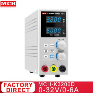 0-60V 0-10A switch DC stabilized power supply with fine adjustment with storage with power display MCH-K series power supply