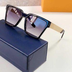 Nova moda de luxo Designer Homens e Mulheres Óculos de sol Praça de placa de apoio externas UV400 condução partido da praia Óculos de sol Enviar caixa Original