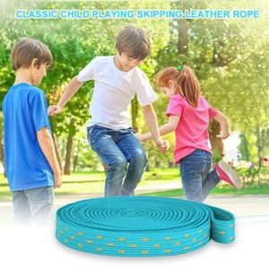 Chinese Skip Rope Children's Outdoor Games Rubber Band Toys Elastic Skipping Rope Kids Fun Cooperation Interactive Toys