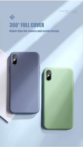 caja del teléfono de silicona líquida para OPPO reno 2 z 2z 10x zoom as a5 a9 2020 a11x Realme x2 5 3 pro xt x Lite f5 f9 A5s A3S tapa