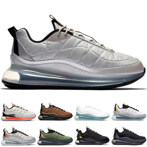 Men Women Running Shoes Mens Trainers Stock x Black Grey Magma White Metallic Copper Silver Bullet Sail Orange Sports Sneakers Size 36-45