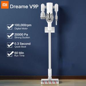 Dreame V9P Cordless aspirapolvere tenuto in mano Protable Wireless Cyclone 120AW forte aspirazione Carpet collettore di polveri per Xiaomi