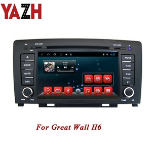 YAZH 1080*600 IPS display Double din Car DVD Player GPS Navigation For Great Wall H6 Car Radio In dash Car PC Stereo Head Unit