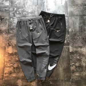 2020 Estados Unidos esportes corredores luxo designer calças homens calças curso da mola Energética de alta qualidade ferramentas de algodão correndo calças