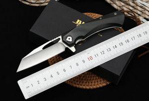 Nueva S135 teniendo rápida cuchillo orificio de plegado D2 exterior del bolsillo cuchillo táctico BM 940 535 485 C81 acampa del cuchillo de la supervivencia de la caza de la autodefensa