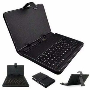 2020 NEW Android Windows Tablet 7inch-10inch PC Detachable Bluetooth Keyboard With Touchpad+PU