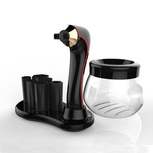 Professional USB de charge de style pinceau de maquillage Cleaner lavage et séchage Outils composent la brosse Brosses cosmétiques et de nettoyage machine électrique