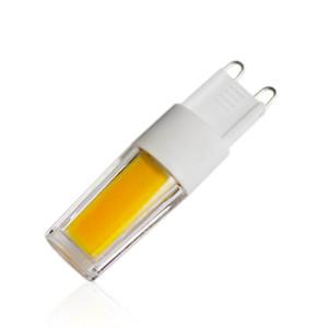 G9 bi pino lâmpada Dimmable Lâmpada AC110V 220V 5W 2508 G9 lâmpada LED branco frio Substituir halogênio Spotlight Chandelier