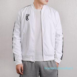 Fashion Brand Men's Casual Sports Jacket 2019-2020 Men's Training Jacket Dortmund Appearance Coat Trench Coat S ~ 2XL Very Good Quality