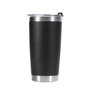 20Oz 304 Stainless Steel T-Hermos Cup Vacuum Tumbler Insulated Outdoor Travel Outdoor Coffee Mug Cup Flask
