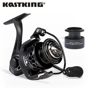 KastKing Europe Most Popular KastKing Mela II 11 BBs Leichtere und stärkere Angelrolle Ersatzspule Spinnrolle