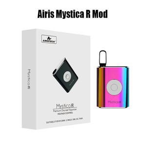 Airis Mystica R Vape Mod 450mAh VV Batteriespannung vorheizen Variable Dickölpatrone Mystica Air Vape Stift Starter Kit Original