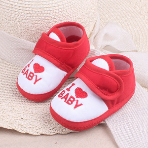 0-1 Years Old Baby Shoes Soft-soled Spring Autumn Toddler Shoes BABY Cute Children Boys Girls Breathable Size 11-14