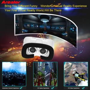 Dispositivos 3D VR Realidade Virtual Óculos Capacete Papelão Headset VR capa para Android e iOS Smart Phones