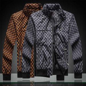 2019ee Paris Europa Herbst und Winter neue langärmlige Medusa Männer Windjacke Jacke beiläufige Jacke der Männer. M-3XL