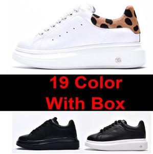 Avec la boîte fille Oversize piste Sneakers Baskets Chaussures Casual Lace Up Designer Comfort Jolie panier White Girl nouvelle Oversize Blanche DA DONNA