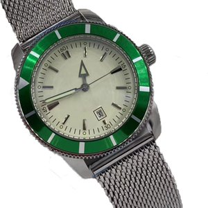 2020 mens automatic watch fashion bracelet strap 46mm Mechanical Watches relojes br montre automatique superocean wristwatches high quality