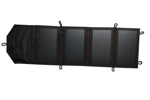 Emergent High Efficient 7W Folding Solar Panel Ladegerät für Handy mit Universal USB 5V