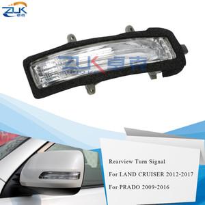 ZUK Sinistra Destra esterno a specchio retrovisore principale di girata della luce della lampada Per segnale TOYOTA LAND CRUISER PRADO 2009-2016 LAND CRUISER 2012-2017
