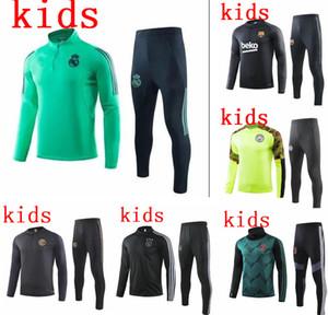 2019 Ajax Kinder Fußballtrainingsanzug 19 20 Stadt inter enfant maillot de foot Fußballjacke Jogging Kinderanzug