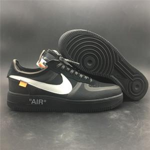 hottviabianco x # AirForce 1 '07 Virgilio progettista del mens scarpe da corsa Volt 2.0 lussovapormaxscarpe da tennis casuali all'aperto
