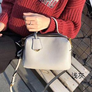 La primavera y el verano de 2019 nuevos europeos y americanos bolsos de diseño de moda de cuero de lujo Haciendo elegante de gama alta