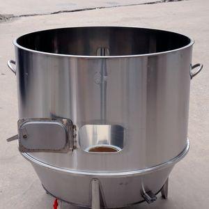 Pékin Rôti de canard four 90cm grill cuisinière oie viande poisson rôtissage four gaz charbon double usage barbecue