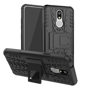 Per LG V50 ThinQ 5G G8 ThinQ G8S ThinQ OnePlus 7 Pro OnePlus 7 OnePlus 6T Heavy Duty Rugged Impact Armor Robot Custodia Case Cover KickStand