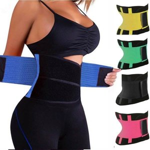 Cincher Womens Waist Shaper Unisex Trimmer Tummy Slimming Belt Body Shapers Latex Waist Trainer Woman Postpartum Corset Shaper
