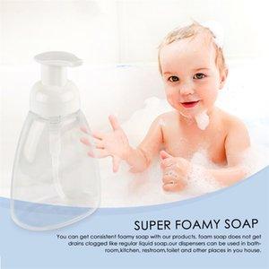 Handheld Transparent Empty Container bottle Shampoo Dispenser liquid soap Travel Pot hand sanitizer holder bathroom accessories