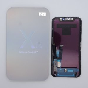 Réparation LCD partie pour iPhone XR -OLED LCD à écran tactile Digitizer remplacement complet Assemblée