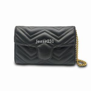 Высокое качество женщины сумка искусственная кожа мода золотая цепочка сумка Cross body чистый цвет женская сумка кошелек кошелек