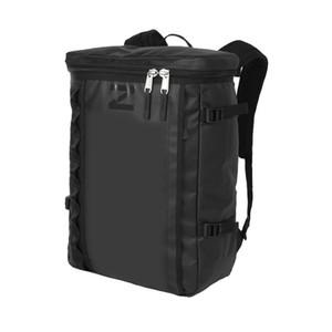 Rucksack der Männer im Freien wasserdichten Sport-Fitness-Volltonfarbe Reisetasche mit großer Kapazität Reiserucksack neuen Großhandel